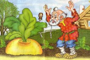 Экологическая сказка про репку