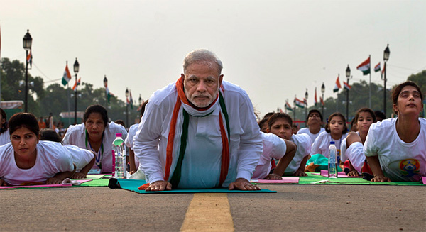 Как Индия превращает йогу в инструмент международного влияния